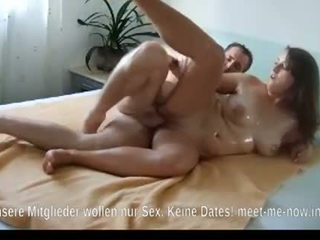 gratis massage, nominale duits klem, meest deutsch video-