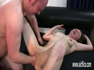 young channel, great insertion vid, hot gaping clip