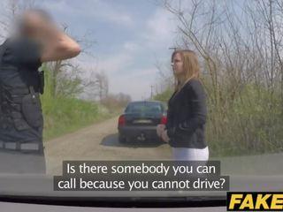 Fake 警察 她 loves 他媽的 一 警察 女牛仔