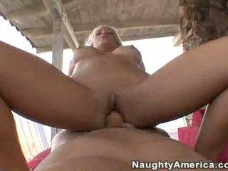 fresh blondes, hottest big tits sex, more cum on tits mov