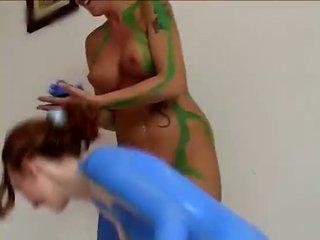 lichaam mov, heet painting mov