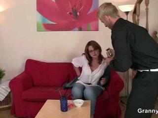 grootmoeder porno, vol oma mov, volwassen porno