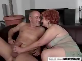 controleren cumshots scène, hq grote borsten klem, een oma film