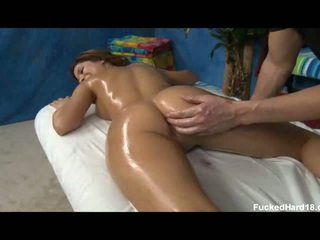 ideal fingering, massage any, watch oiled