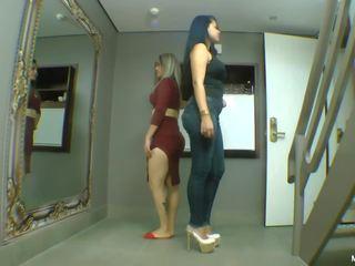 brunette porno, vers braziliaans actie, meer zoenen klem