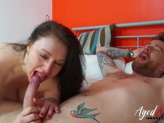 Agedlove Extremely Busty Mature Fucked Hardcore: HD Porn 4d