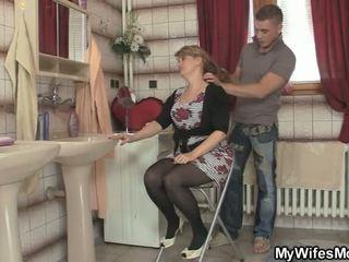 grootmoeder kanaal, nominale oma seks, controleren oud jonge