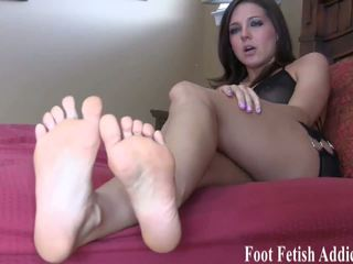 Dievinti mano pėdos ir aš valia reward jūs, hd porno 7f