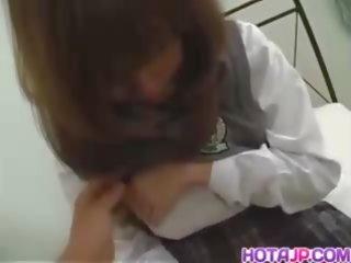Babe in Uniform Misa Kurita is Seduced a - More at...