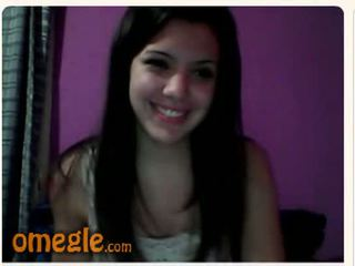 Omegle teen clips
