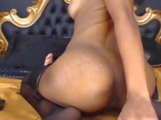 mooi groot film, heet sex toy actie, een nauwelijks neuken