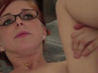 tits, cute, redhead, anal