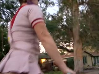 Sierra Sanders Girl Scout Scary Bike Rides
