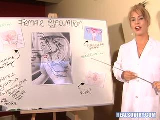 Kream S Tutorial On The Phenomenon Of Woman Ejaculation