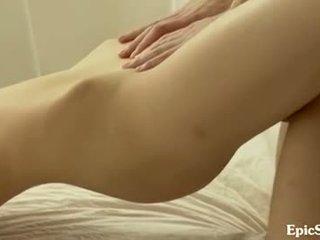 kijken vaginale sex, kaukasisch mov, u geschoren