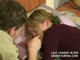 نائم gf gets banged
