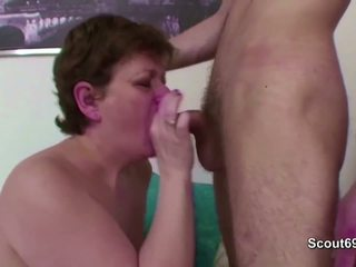 He Seduce Stepmom after Wake up to Fuck Her Anal: Porn 84