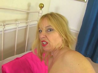 Mature Mom with Butt Plug Wants to Jerk Your Cock: Porn 52