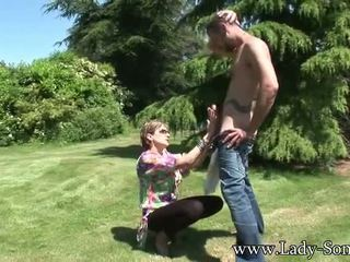 most cowgirl, outdoors free, you cumshot
