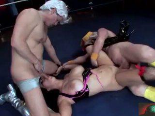 Chyna wrestler takes ia dubur penuh tempat kejadian 2