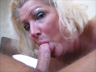 Darlene: sperma in mond & rijpere porno video- f0