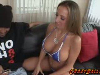 Amazing Hot Chick Richelle Ryan Fucking A Big Dick