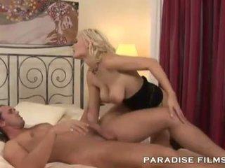 PARADISE FILMS Busty Anal blonde Alexa Bold