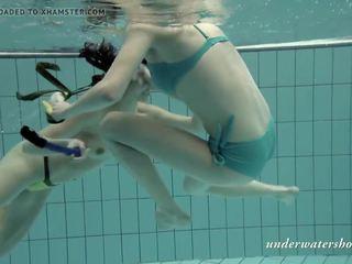 heetste tieners klem, gratis swimming scène, beste genieten actie