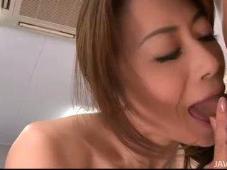 brunette, quality oral sex, japanese hq