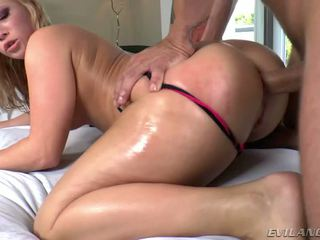 Kimmy Olsen S Round Butt Gets Drilled By Mr Pete S Big Cock