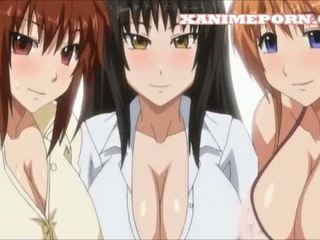 Fucking my friend and sister [Sub-ENG]