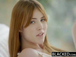 Blacked gwen stark și amarna miller în primul rând inter rasial in trei