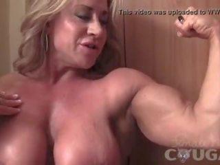 vibrator scène, spieren porno, mooi masturbatie actie