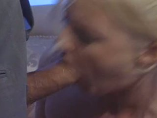 Sexy Blonde British Wife Hannah Harper Fucks for Money