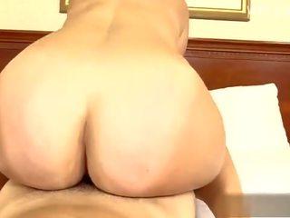 brunette gepost, beste orale seks vid, vaginale sex