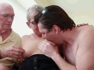 all grannies watch, watch matures most, threesomes more