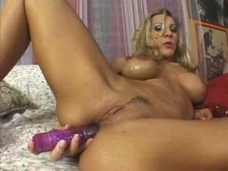 OEP Nasty Blond Buttfucking a Big Cock