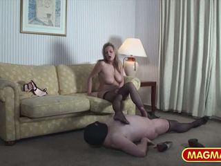 German Grandpa Plays X Dressing Fetish Anal Petite: Porn 24