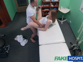 Fakehospital doktor creampies seksual dar amjagaz: hd porno 0f