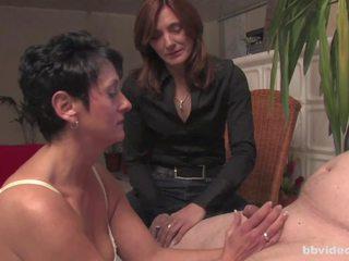 Bbvideo Com Bi German MILF Babes Shares Cock: Free Porn 90