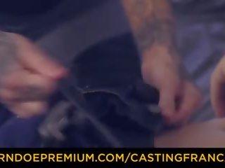 Casting Francais - Busty Amateur First Hardcore Porn...