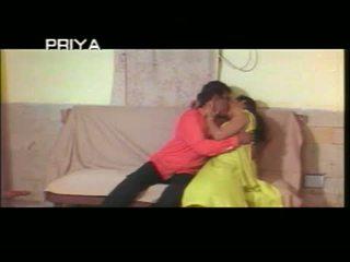Indian B grade movie romantic scene