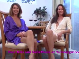 niki and Sofie Interview1