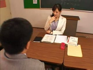 Japonesa profesora 1