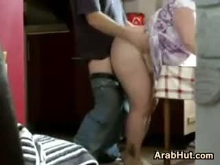 Thick amatorskie arab laska gets fucked
