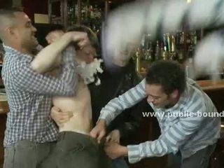 beste kerel, groepsseks tube, een homo- actie