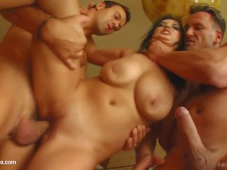 كبير الثدي jasmine b gets لها الثدي مارس الجنس جونزو أسلوب في