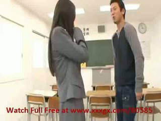 Japanese Teacher Fuck In Classroom