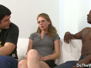 echt gezichtsbehandelingen tube, groot interraciale klem, hd porn