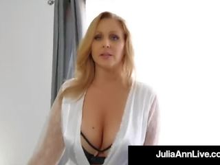 Latest video porn ann julia New Julia